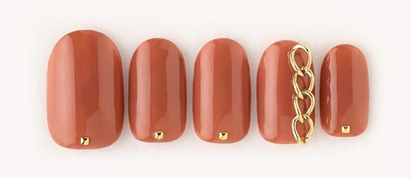 terracotta chain(片桐 麻美) | ネイルサロンtricia(トリシア)表参道店
