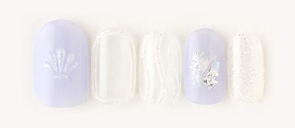 clear summer nail(中西 優奈) | ネイルサロンtricia(トリシア)銀座店