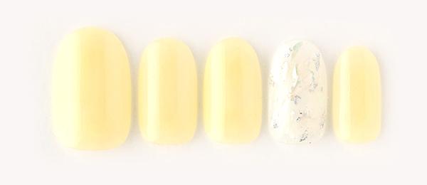 shelltile(yellow ver.)(井上 美由紀) | ネイルサロンtricia(トリシア)銀座店