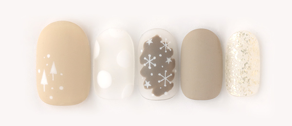 winter beige(中西 優奈) | ネイルサロンtricia(トリシア)銀座店