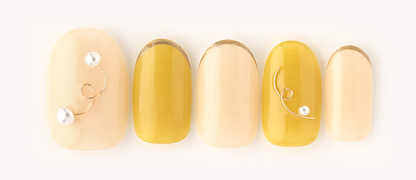 Pearl accessory(井上 美由紀) | ネイルサロンtricia(トリシア)銀座店