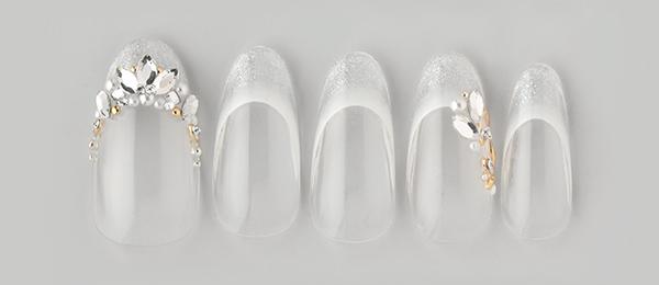 clear bridal(平野 麻奈) | ネイルサロンtricia(トリシア)表参道店