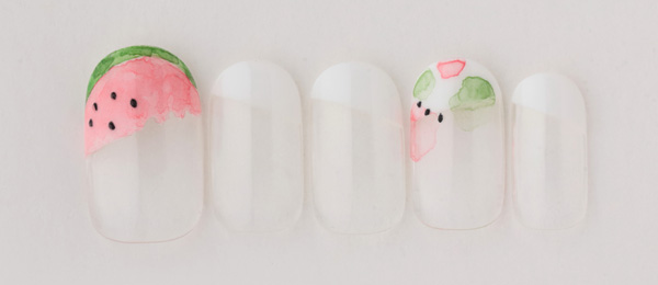 watermelon(平野 麻奈) | ネイルサロンtricia(トリシア)表参道店