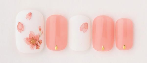 Cherry Blossoms(尾崎 友紀) | ネイルサロンtricia(トリシア)銀座店