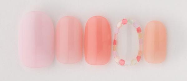 clear circle nail(中西 優奈) | ネイルサロンtricia(トリシア)銀座店