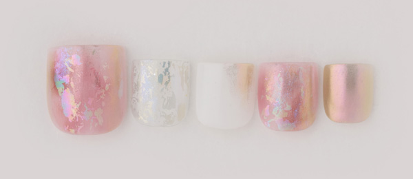 pink marble(星野 樹美)   ネイルサロンtricia(トリシア)表参道店