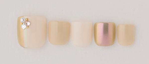 one tone beige(平野 麻奈) | ネイルサロンtricia(トリシア)表参道店