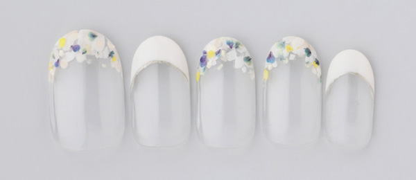 flower petals nail(澤 桃代)   ネイルサロンtricia(トリシア)表参道店