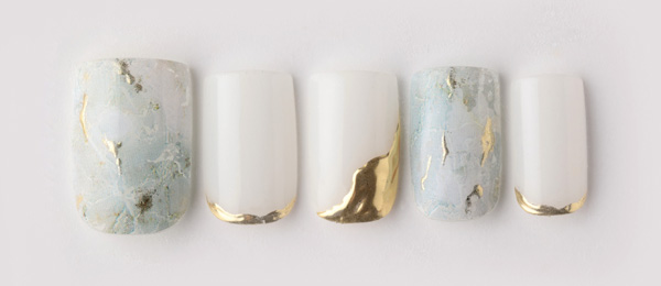 marble nail(中西 優奈) | ネイルサロンtricia(トリシア)銀座店
