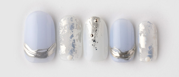 Blue nuance nail(澤 桃代) | ネイルサロンtricia(トリシア)表参道店