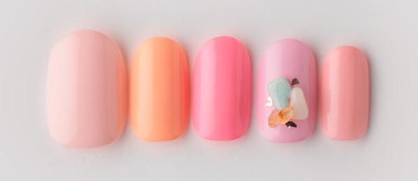 tropical nail(高橋 美香) | ネイルサロンtricia(トリシア)表参道店