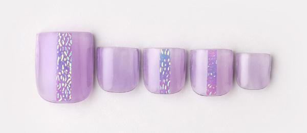 clear purple(片桐 麻美) | ネイルサロンtricia(トリシア)表参道店