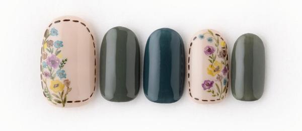 green×flower(田中 恵子) | ネイルサロンtricia(トリシア)銀座店