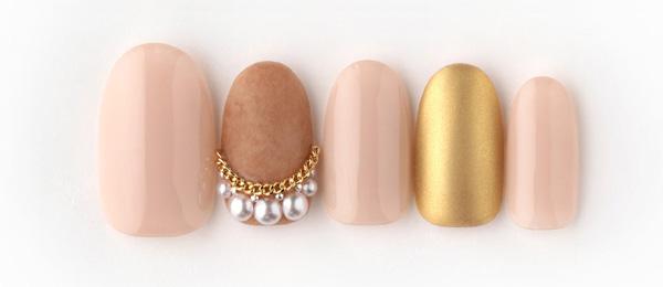 chain perl bijou(井上 美由紀) | ネイルサロンtricia(トリシア)銀座店