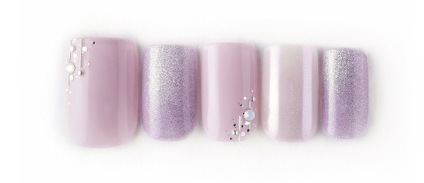 lavender × magnet(勝島 里絵) | ネイルサロンtricia(トリシア)銀座店