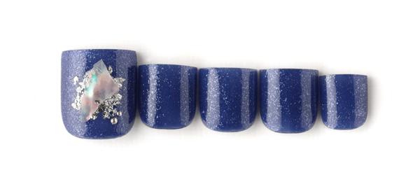 Indigo blue(勝島 里絵) | ネイルサロンtricia(トリシア)銀座店