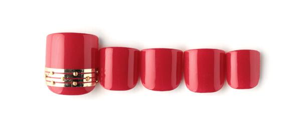 red×gold(中西 優奈) | ネイルサロンtricia(トリシア)銀座店