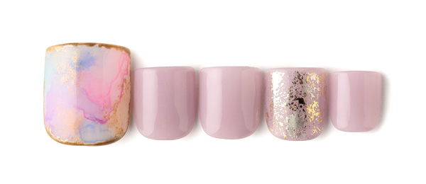 color marble nail(星野 樹美) | ネイルサロンtricia(トリシア)表参道店