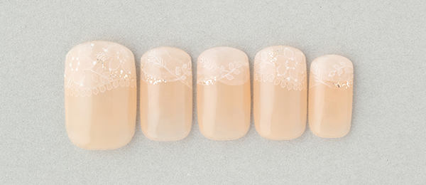 Lace nail(tricia) | ネイルサロンtricia(トリシア)