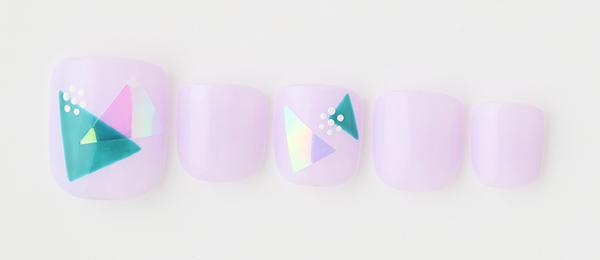 Triangle×triangle(井上 美由紀) | ネイルサロンtricia(トリシア)銀座店