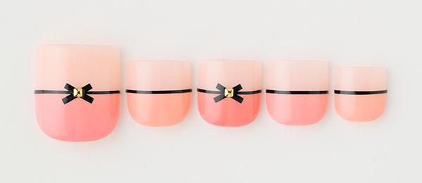 Pink Bi-color(島田 亜沙子) | ネイルサロンtricia(トリシア)銀座店