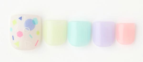 colorfulCircle(田中 恵子) | ネイルサロンtricia(トリシア)銀座店