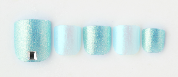 blue×aurora(tricia) | ネイルサロンtricia(トリシア)表参道店