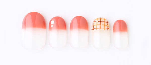 Line check nail(tricia)   ネイルサロンtricia(トリシア)