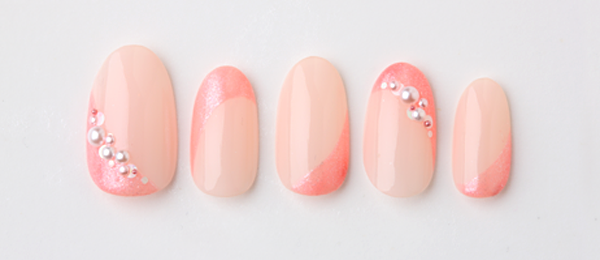 sweet pink(高橋 美香) | ネイルサロンtricia(トリシア)表参道店