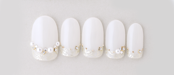 Party nail(tricia) | ネイルサロンtricia(トリシア)表参道店
