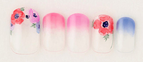 Anemone nail(tricia)   ネイルサロンtricia(トリシア)