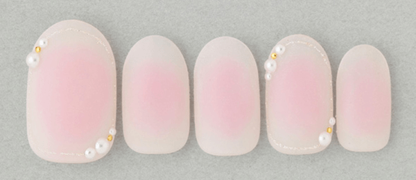 Cheek nails(tricia) | ネイルサロンtricia(トリシア)