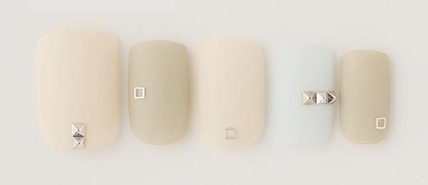 Mat & cool color(勝島 里絵) | ネイルサロンtricia(トリシア)銀座店