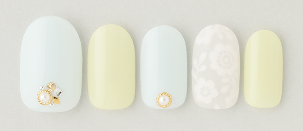 Cotton lace(勝島 里絵) | ネイルサロンtricia(トリシア)銀座店