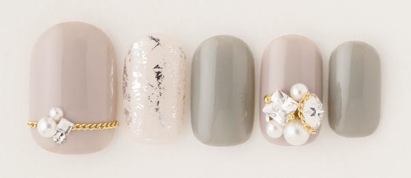Pearl Bijou(片桐 麻衣) | ネイルサロンtricia(トリシア)銀座店