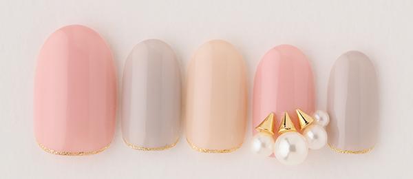 Big pearl bijou(中西 優奈) | ネイルサロンtricia(トリシア)銀座店