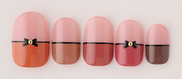 Bi-color nail(島田 亜沙子) | ネイルサロンtricia(トリシア)銀座店